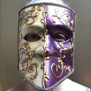 Accessories - Male Venetian Mask